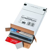 ColomPac postituskotelo CP65.PK1 15 x 23 x 2,7 cm Huom! Lähetys Postin kirjemaksulla