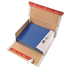 ColomPac mappipakkaus CP55.51 32 x 29 x 3,5-8 cm valkoinen