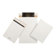 Kartonkikuori KK5x valkoinen 26 x 35 cm tarrasuljennalla