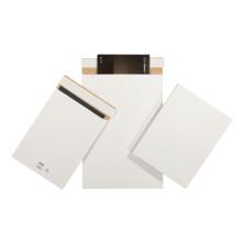 Kartonkikuori KK77 valkoinen 37 x 25 cm tarrasuljennalla